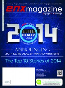 ENX DEC 2014 Cover