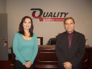 Janey DiMartino,Vice President & Jerry DiMartino, CEO