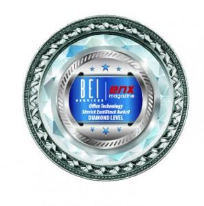 BEI ENX Service Award