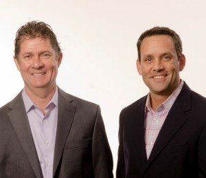 Co-owners of Image Matters, Bob Lovelace and JD Sullivan
