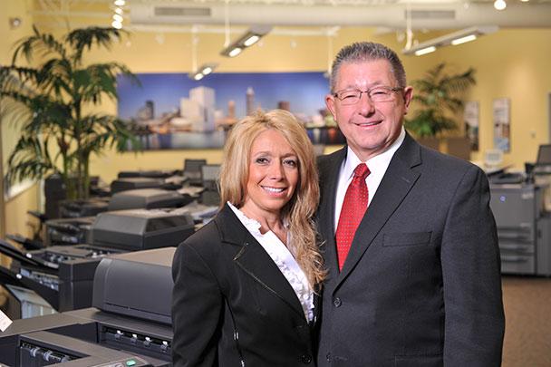 Mary Ann Bednar - VP of Operations and Dennis Bednar - President /Founder