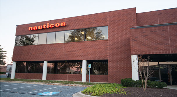 Nauticon Office Solutions Building
