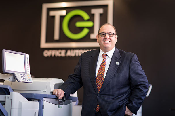 """Our family has put our heart and soul into this company from day one, 52 years ago."" - TGI's CEO, Frank Grasso"
