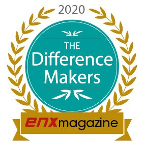 Difference Maker 2020 Logo